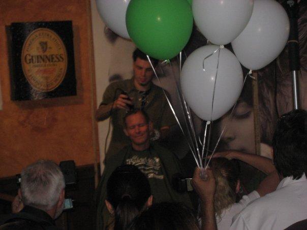 St. Baldrick's 2009