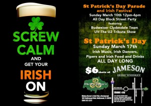 St Patts poster_poster