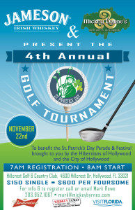 4th Annual St Practice Day Golf Tournament
