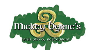 Mickey Byrnes Irish Pub Logo