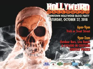 Hollyweird Block Party
