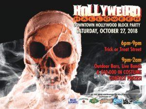 Hollyweird Block Party