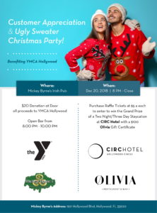 Annual Customer Appreciation-Ugly Christmas Sweater Party