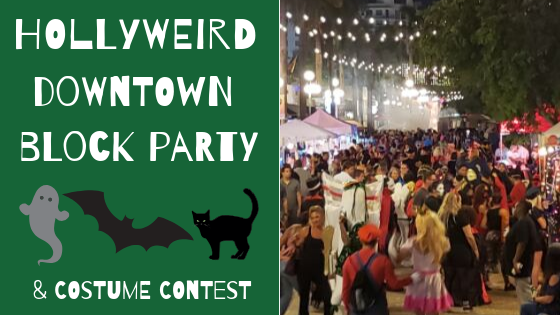 Hollyweird Downtown Hollywood Block Party