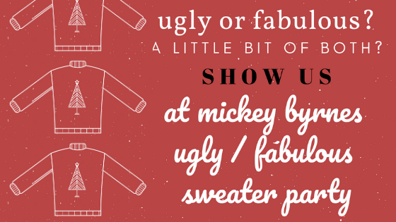 Annual Ugly Sweater Party to Benefit the Humanity Project & the LGBTQ+ Council of Hollywood